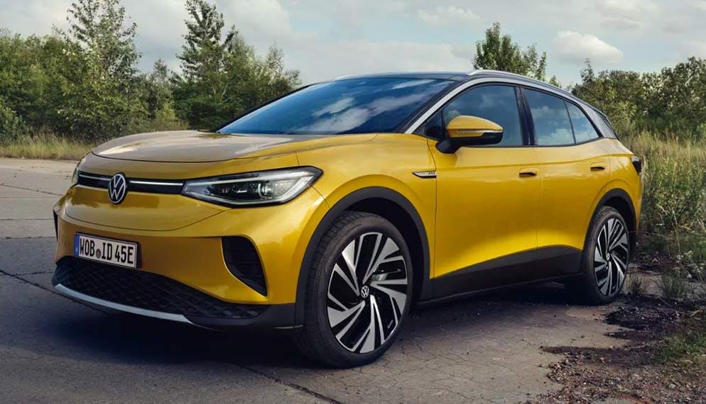 Volkswagen lance son premier SUV électrique, l'ID.4, premier d'une longue liste de véhicules zéro émission