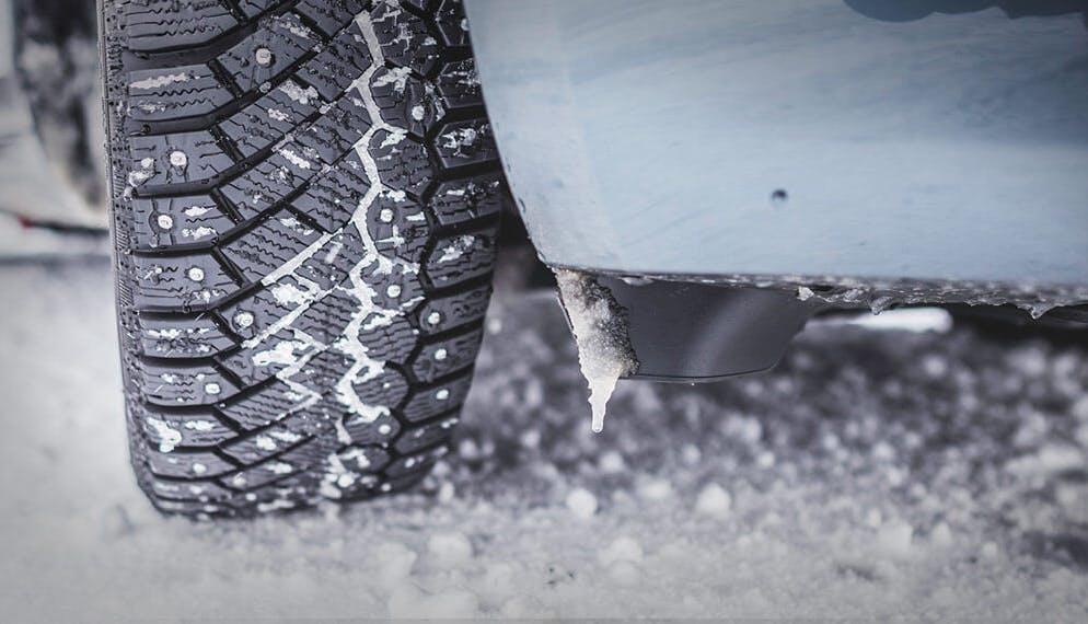 pneu voiture neige verglas