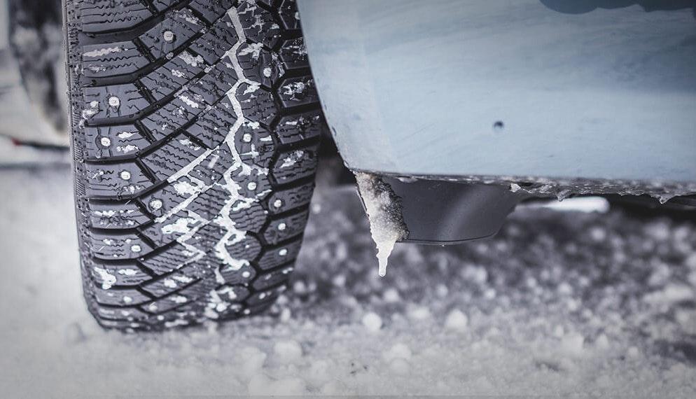 Les pneus neige obligatoires dans certaines zones dès 2021