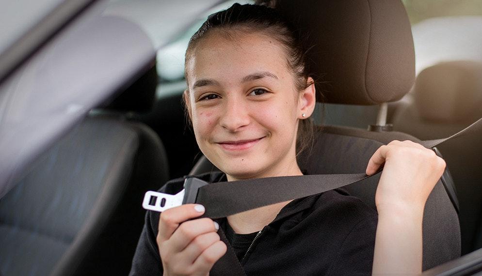 Conduite accompagnée : l'âge minimum de présentation au permis passe à 17 ans.