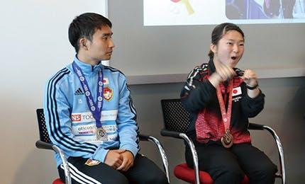 障害者雇用とアスリートへの支援