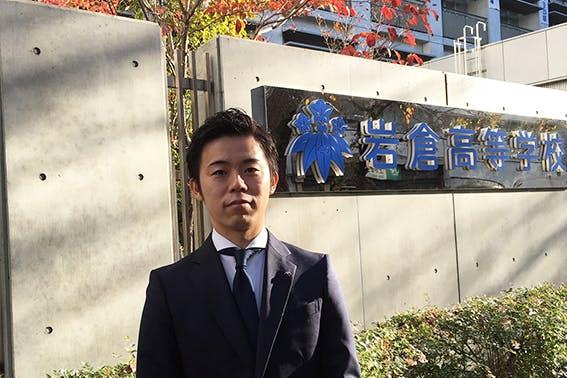 2019年11月29日 岩倉高等学校 生徒:364名 講師:東京第四FA支社 鈴木 亮平Mgr.