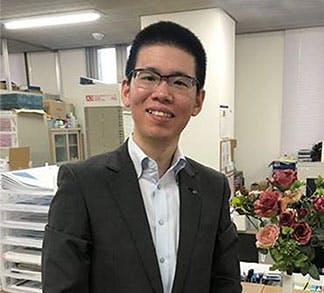 会津若松営業所 太田 知宏