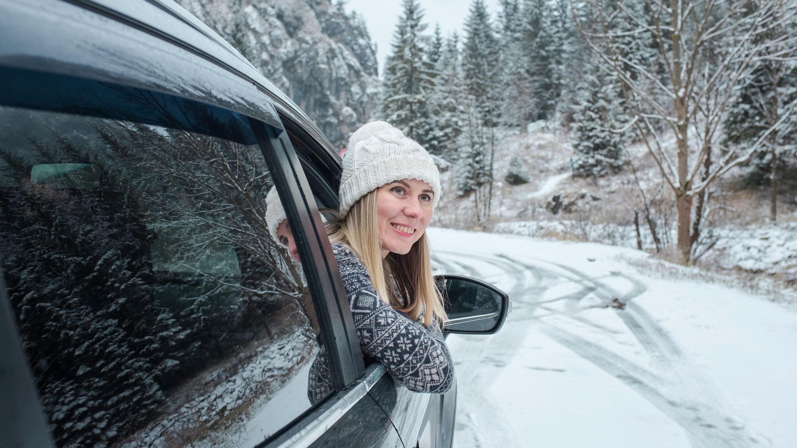 AXA Luxembourg : préparer sa voiture lorsqu'il neige