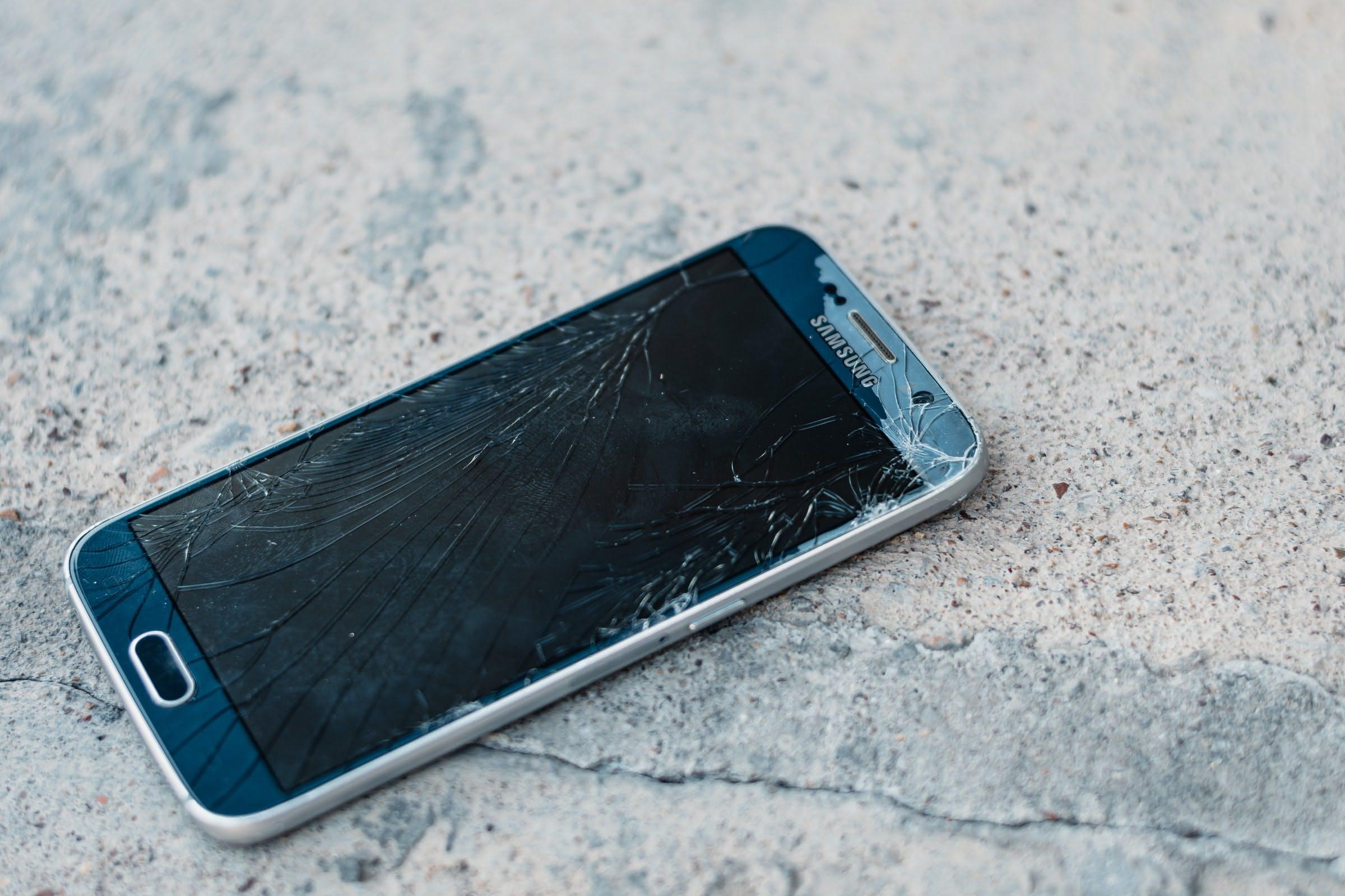 AXA Luxembourg : téléphone portable cassé