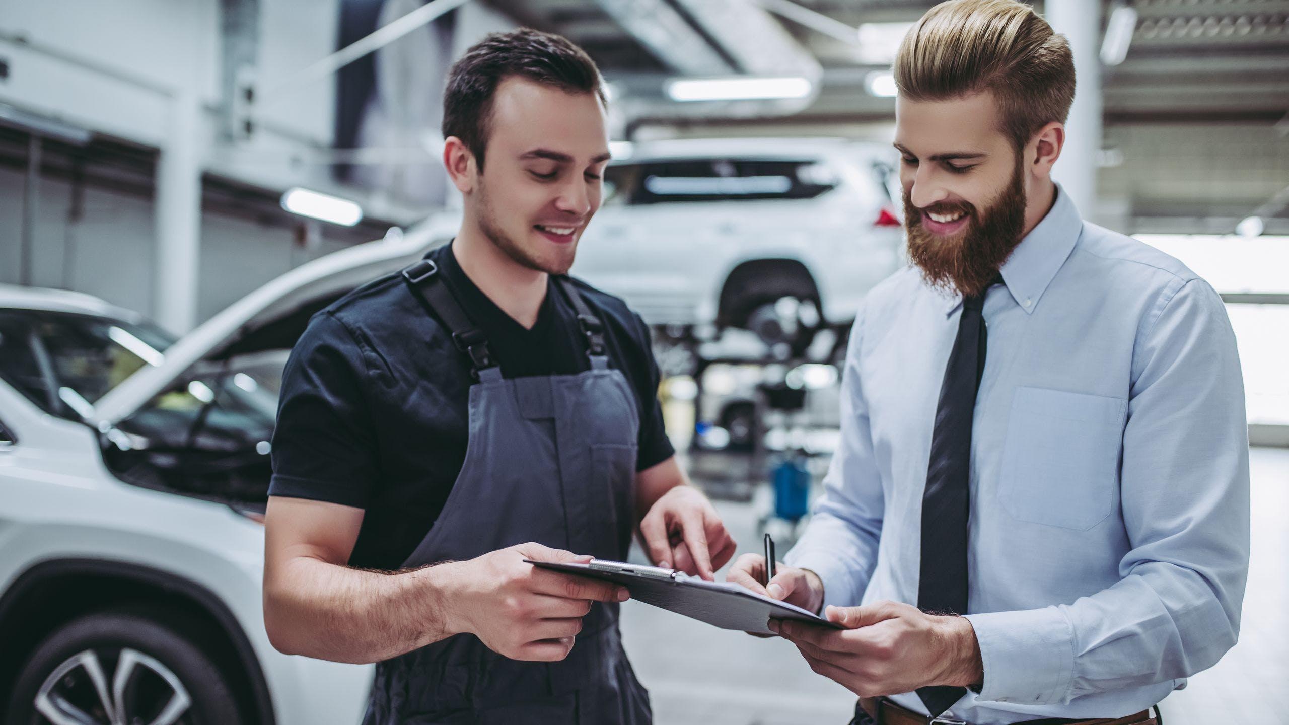 AXA Luxembourg : réaliser un contrôle technique à l'achat ou l'importation d'un véhicule