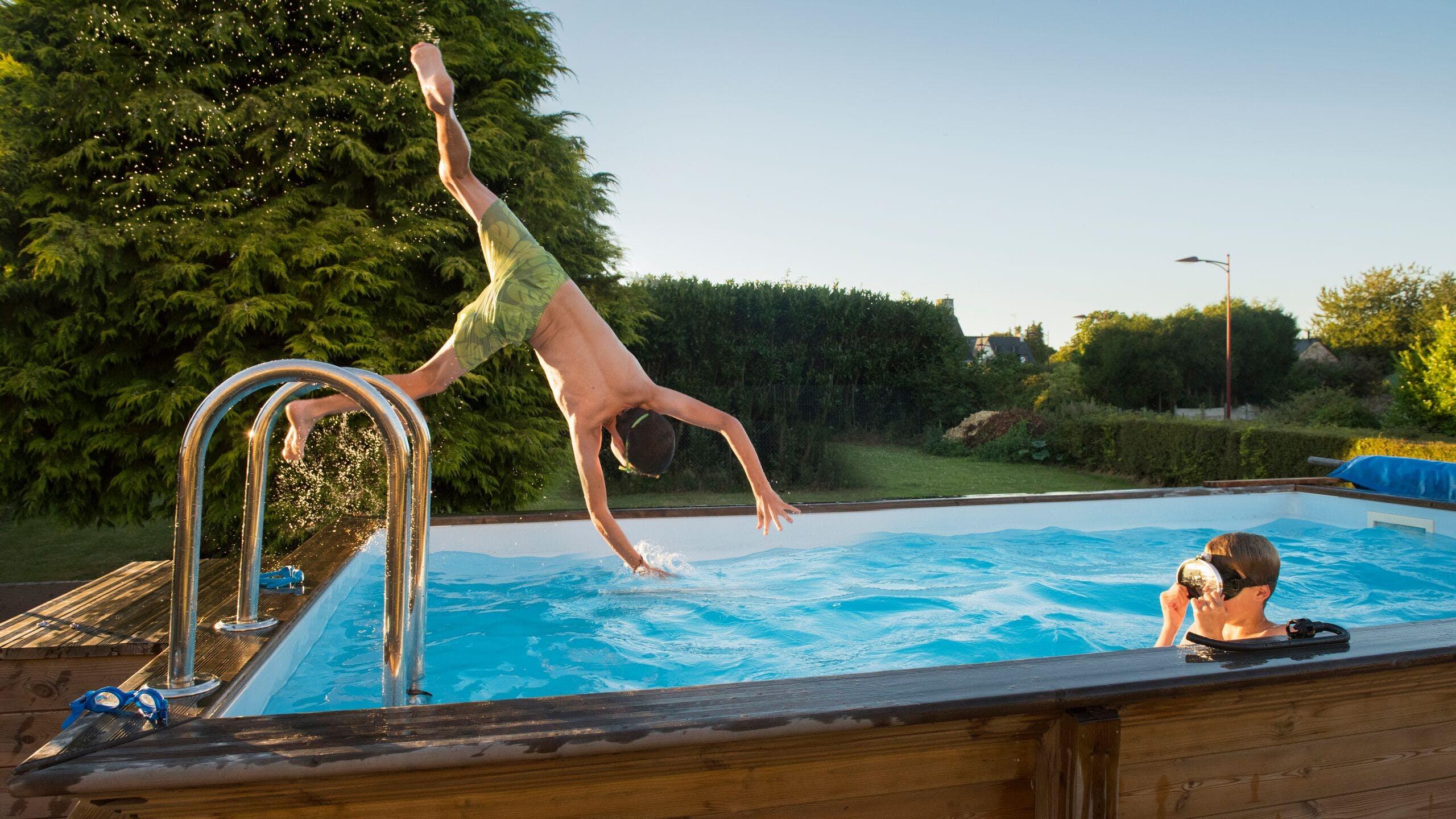 AXA Luxembourg - piscines : ce qui dit la loi