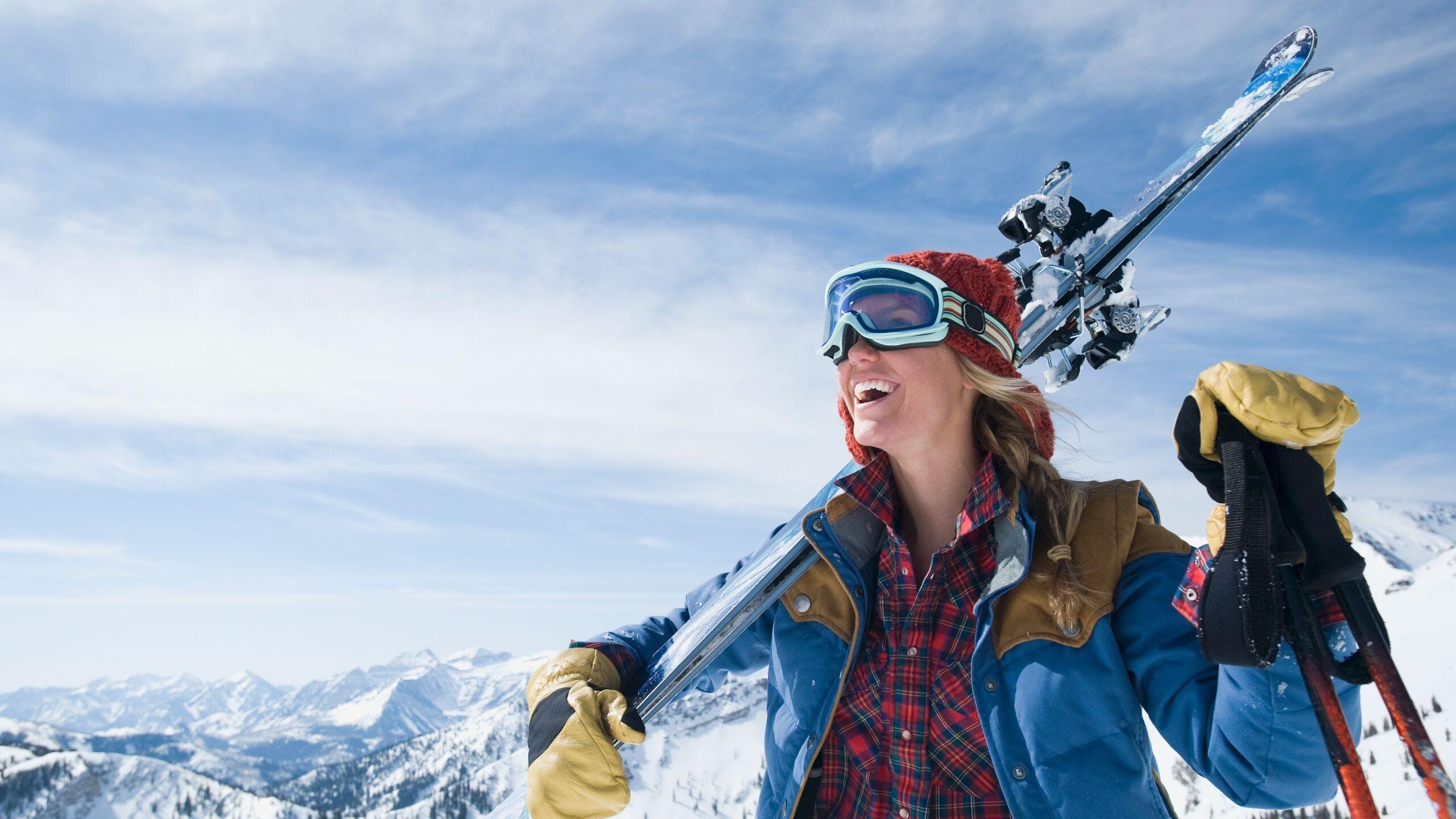 AXA Luxembourg : assurer son matériel de ski