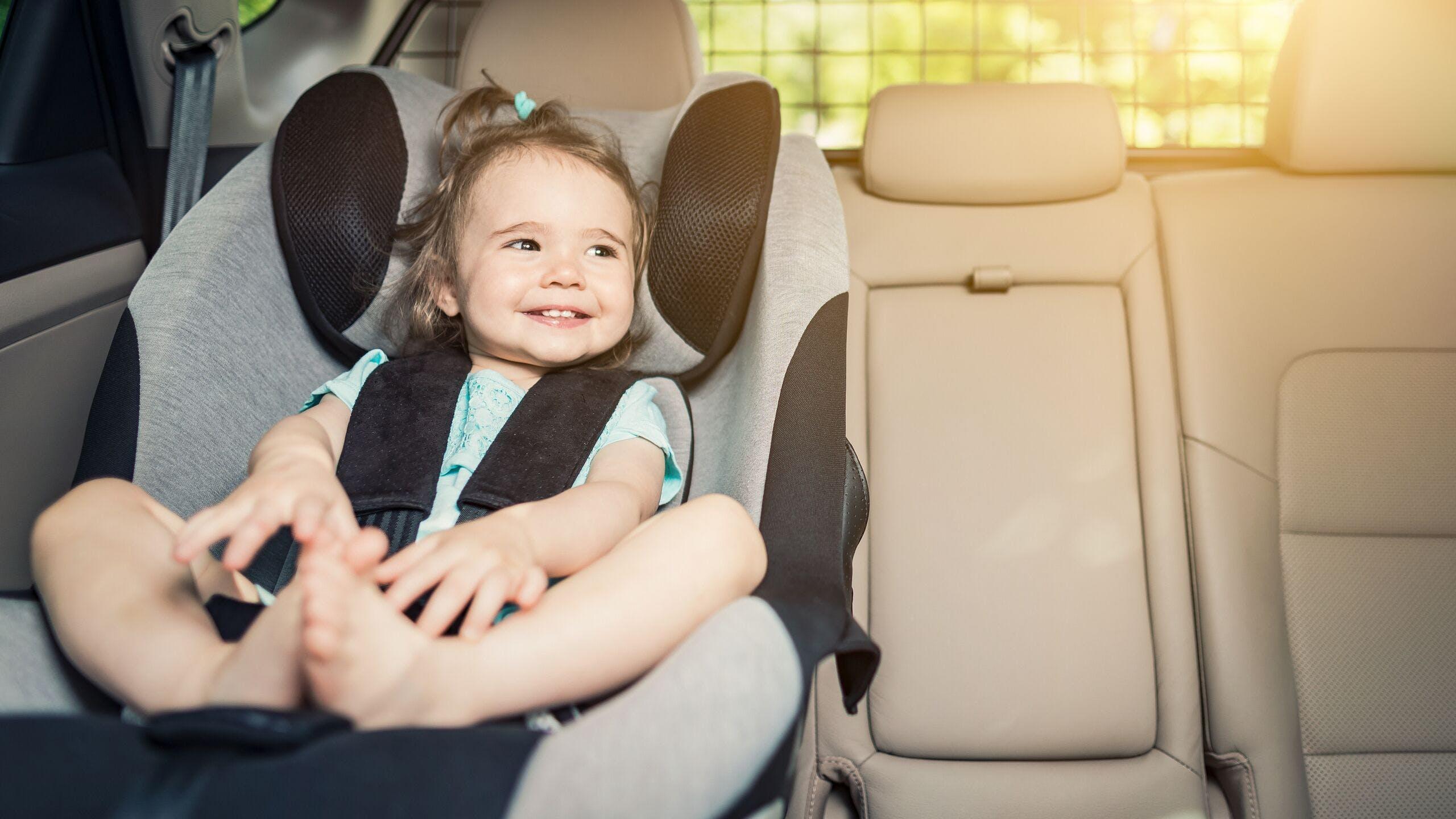 AXA Luxembourg - Risques encourus en l'absence de siège auto enfant