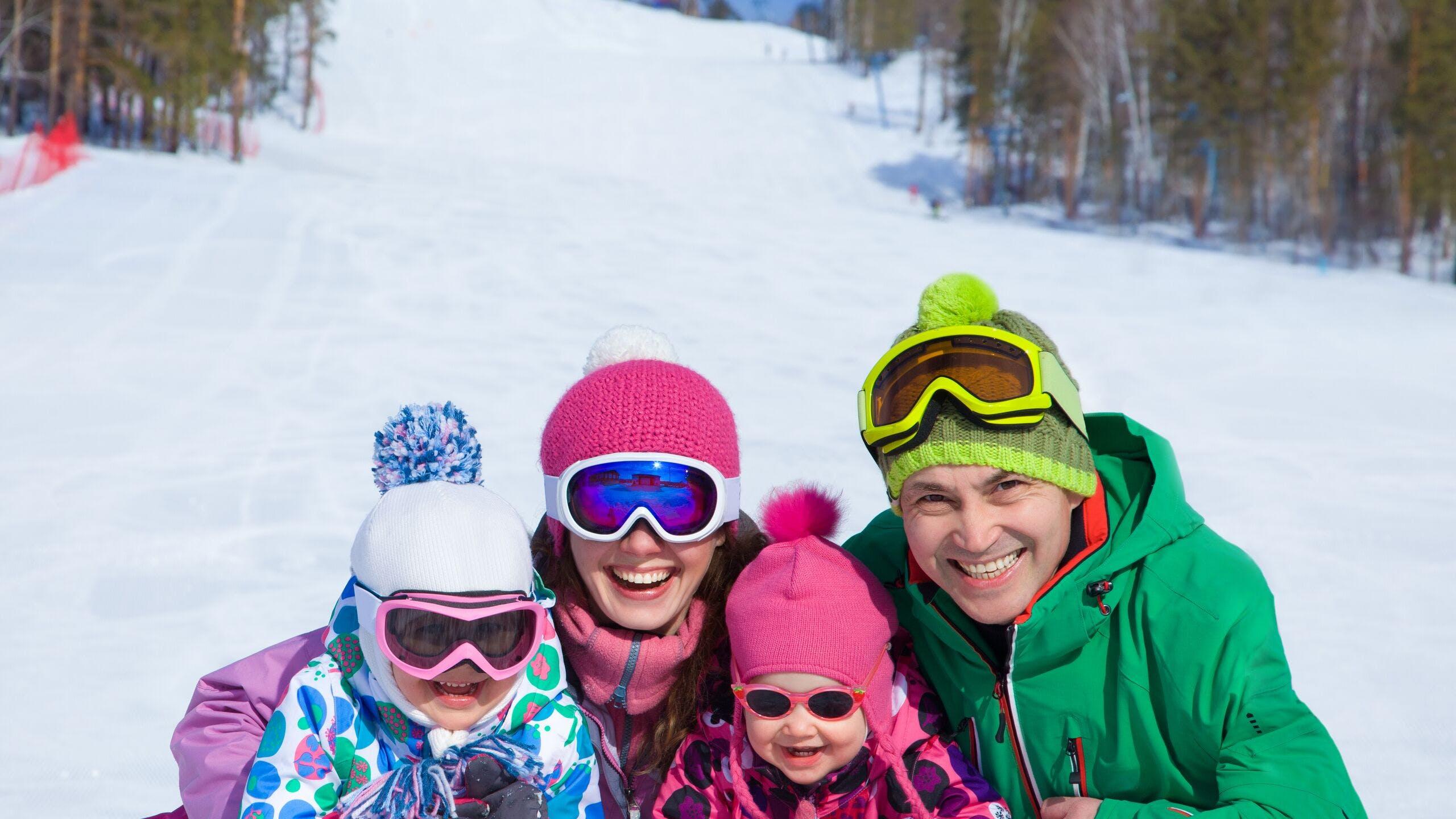AXA Luxembourg : protéger les vôtres en cas d'accident grave au ski