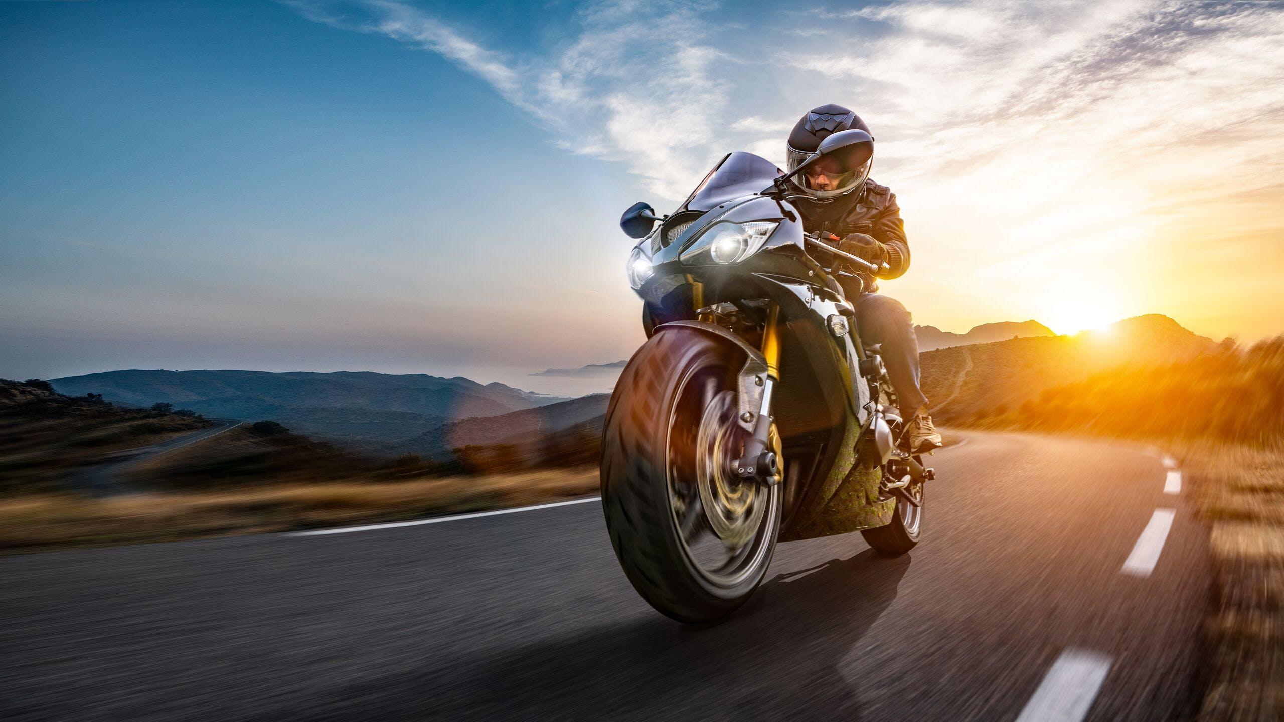 AXA Luxembourg - Attention à la customisation lors du contrôle technique moto