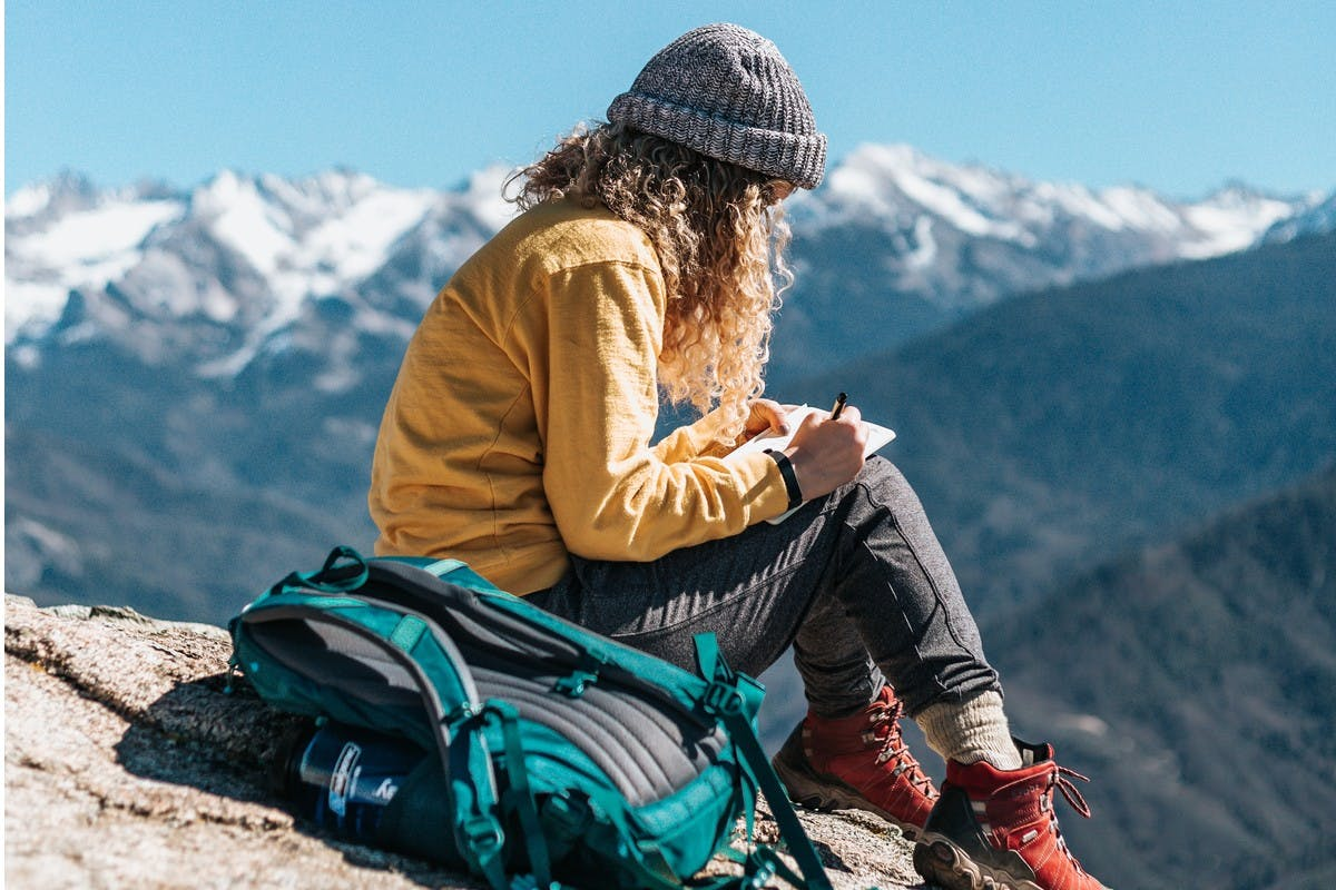 Travel solo and explore nature
