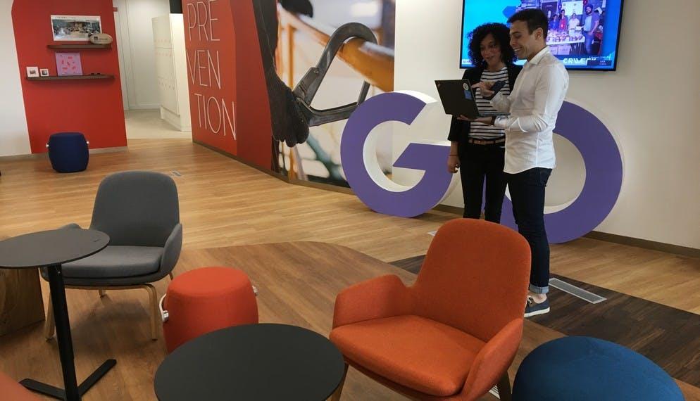 """AXA GO est le """"coeur"""" technologique du Groupe AXA et le moteur de sa transformation digitale."""