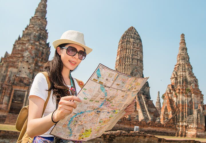 Domestic Travel Insurance, AXA Smart Thailand Traveller