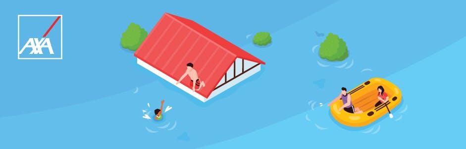 How to เก็บของหนีน้ำ ป้องกันบ้านขั้นเทพ น้ำท่วมก็ไม่หวั่น