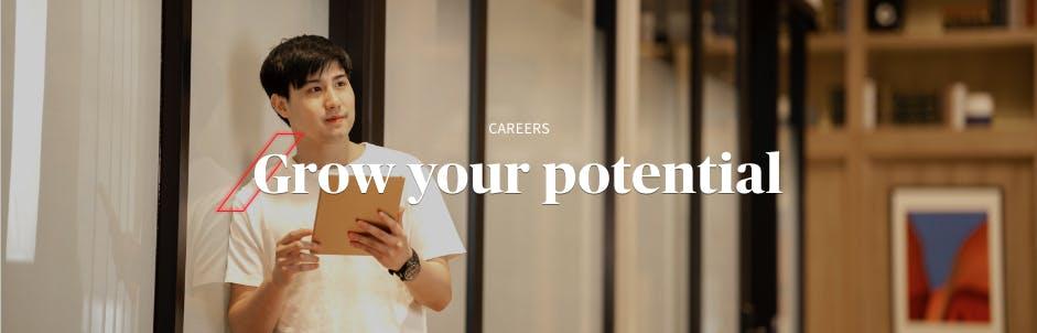 แพลตฟอร์มการเรียนรู้ที่ช่วยให้คุณพร้อมรับทุกความท้าทาย และเติบโตอย่างมีศักยภาพ