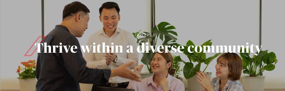 วัฒนธรรมที่ยอมรับความแตกต่างในการอยู่ร่วมกัน ช่วยให้คุณรู้สึกเป็นส่วนหนึ่งของเราและเติบโตอย่างสวยงาม