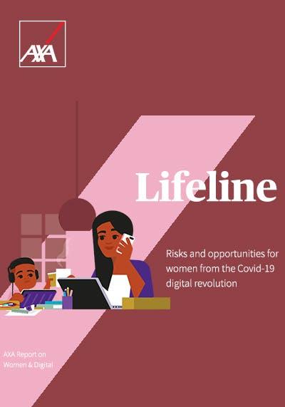 Lifeline: Risks & opportunities for women from the Covid-19 digital revolution