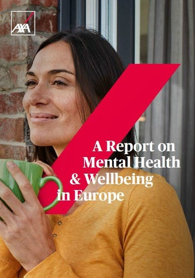 A Report on Mental Health & Wellbeing in Europe